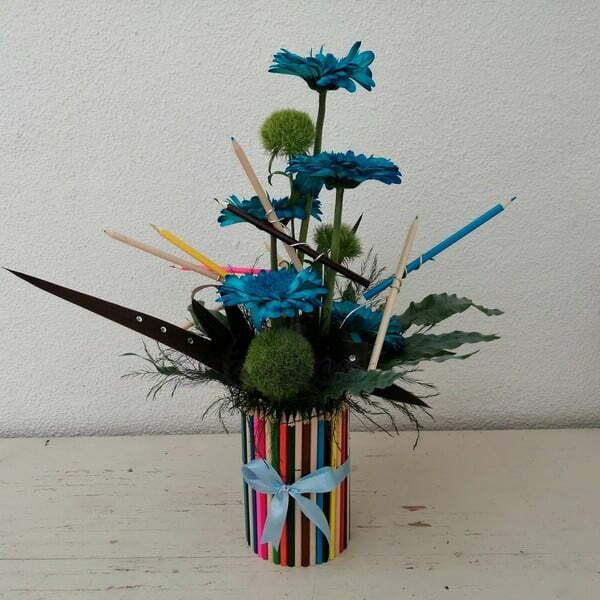 Arranjo Floral Colorido