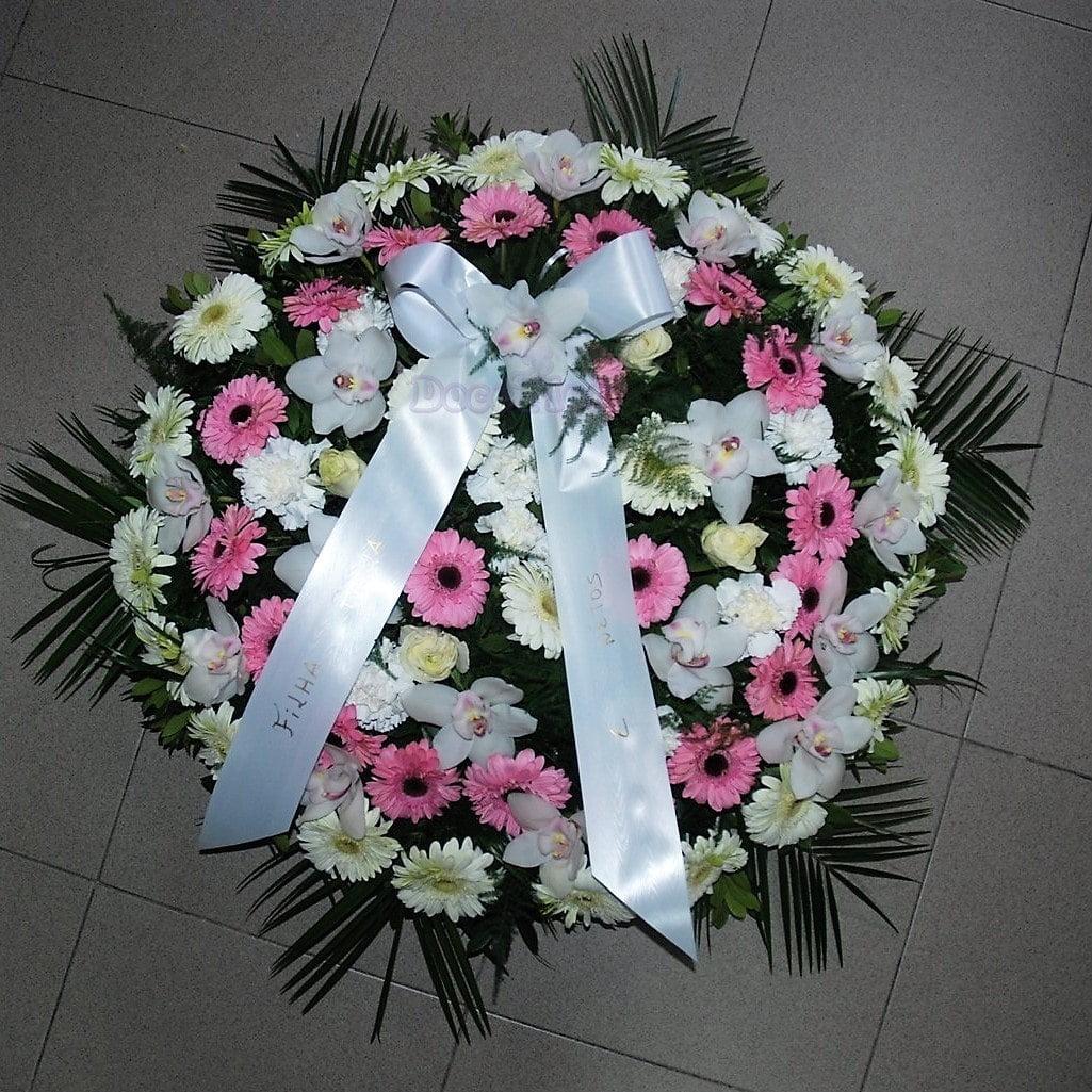 Coroa de Funeral M