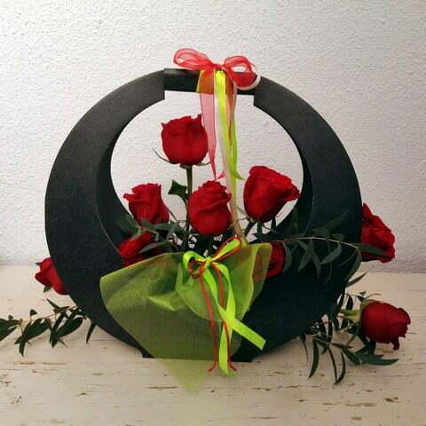 Malinha com Rosas