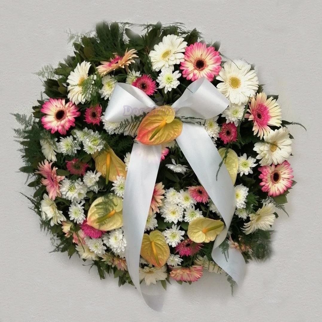 Coroa de Funeral S