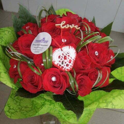 Bouquet Dia dos Namorados
