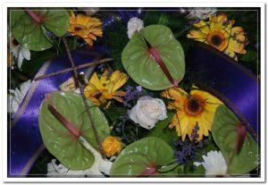 Doceflor Coroa de flores para funeral