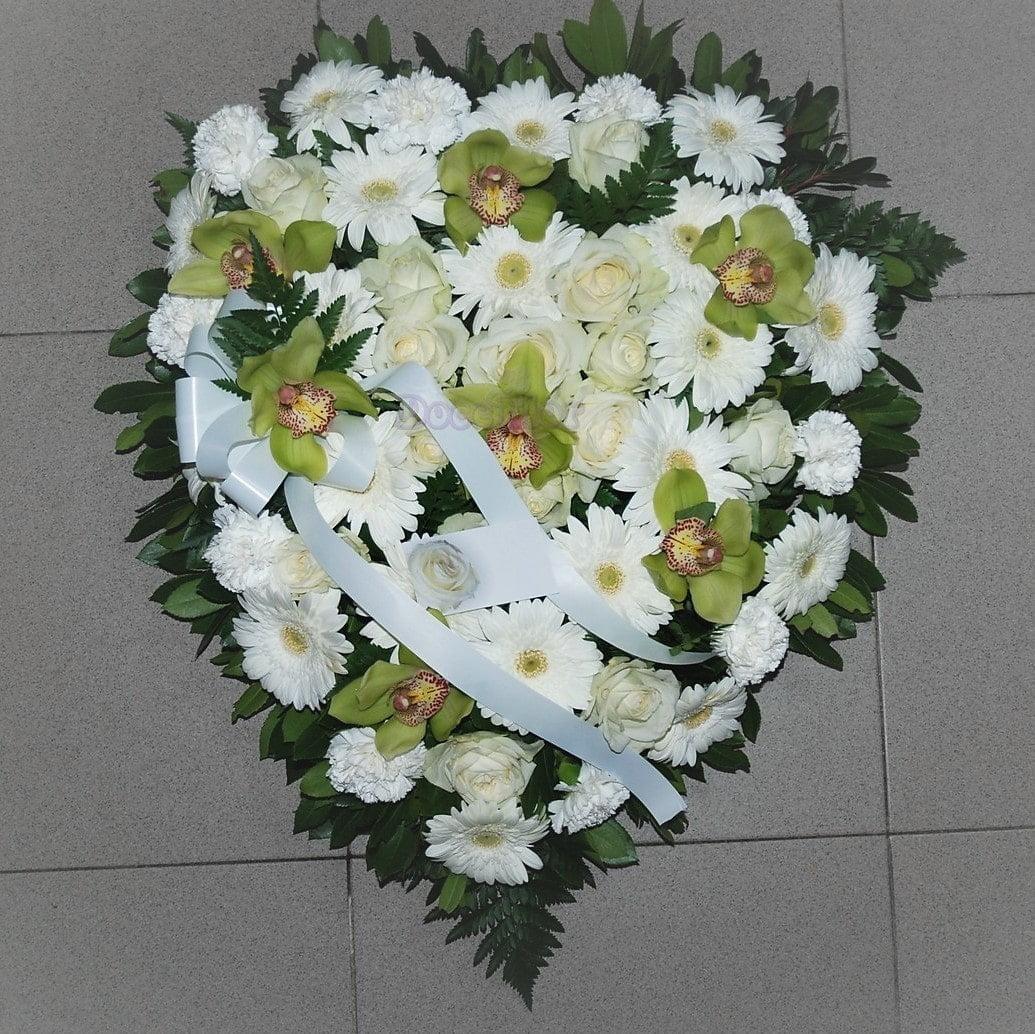 Coração para Funeral