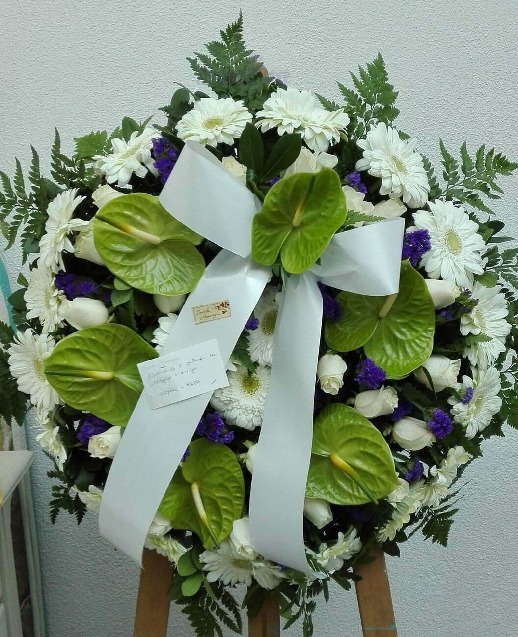 Coroa Funeral