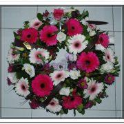 Coroa para Funeral aberta