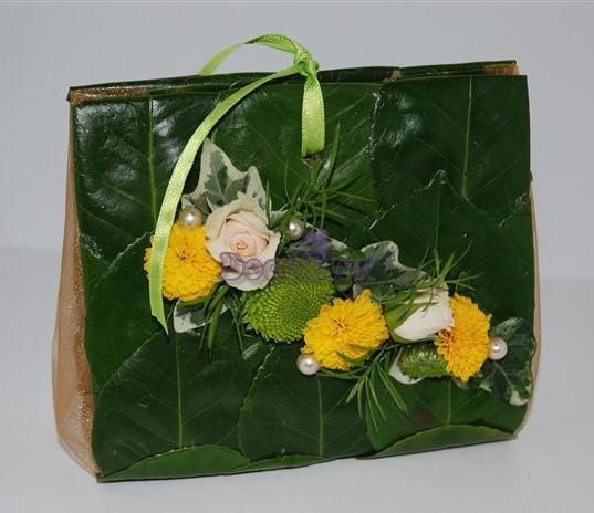 Pochette Floral