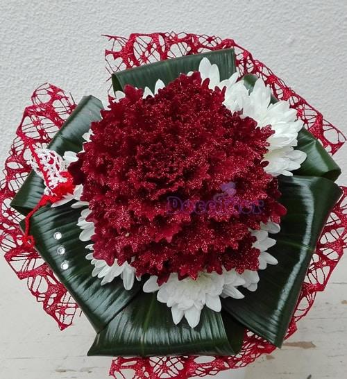 Bouquet de Brassica