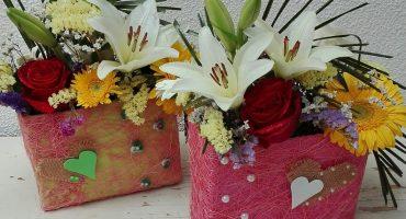 Malinhas de flores