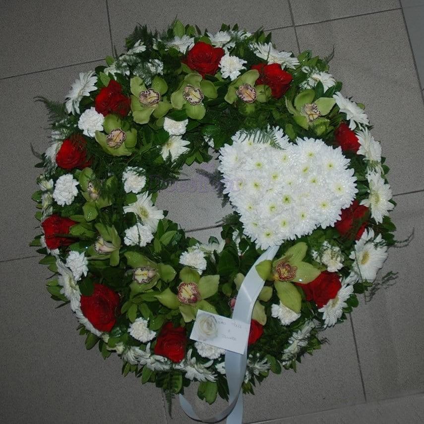 Coroa Fúnebre 2