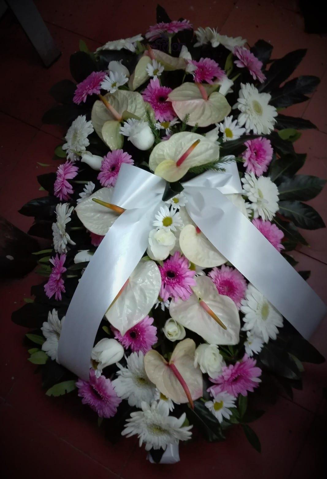 Palma para funeral