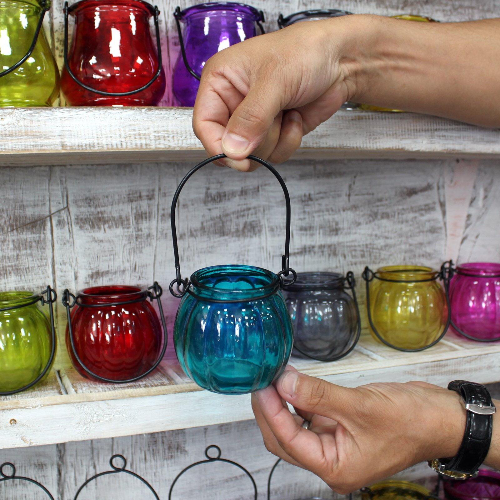 Castiçal pendente estilo marroquino – Violeta