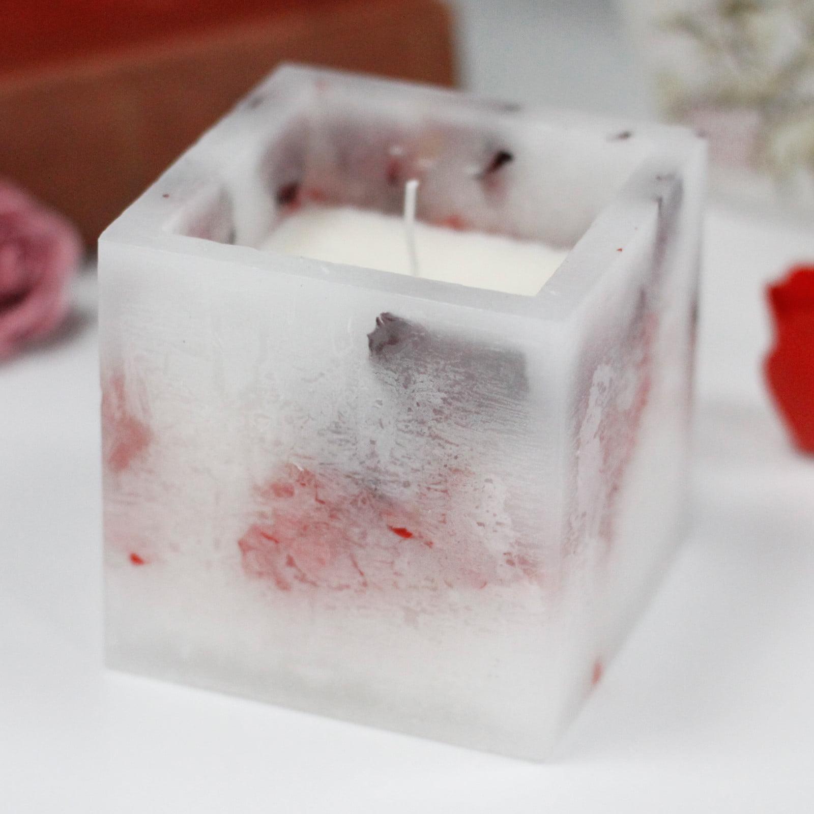 Vela Encantada – Quadrado – Rosa