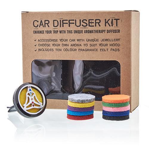 Kit de Difusor de Carros – Tin Yoga Chakra – 30mm