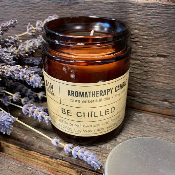 Vela para Aromaterapia – Relaxante